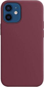 Чехол moonfish MagSafe для iPhone 12 mini, слива
