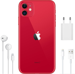Apple iPhone 11 256 Гб Красный (PRODUCT)RED