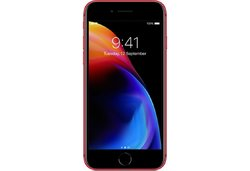 Apple iPhone 8 256 Гб (Product Red) Красный