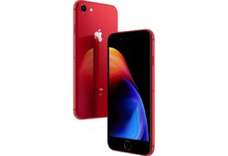 Apple iPhone 8 256 Гб (Product Red) Красный