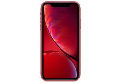 Apple iPhone XR 64 Гб (Product Red) Красный