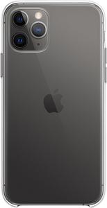Чехол moonfish для iPhone 11 Pro, пластик, прозрачный