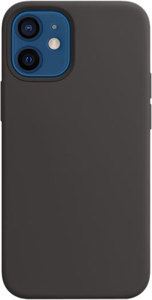 Чехол moonfish MagSafe для iPhone 12 mini, черный