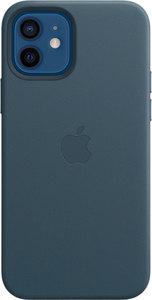 Чехол Apple MagSafe для iPhone 12/12 Pro, кожа, «балтийский синий»