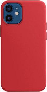 Чехол moonfish MagSafe для iPhone 12 mini, красный