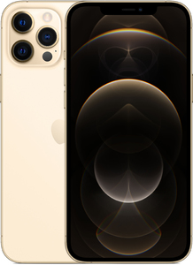iPhone 12 Pro Max 256 Гб Золотой