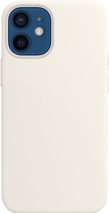 Чехол moonfish MagSafe для iPhone 12 mini, белый